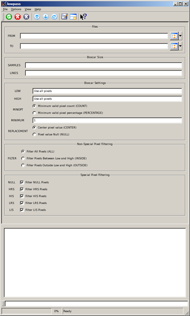 USGS Isis: Command Line Usage